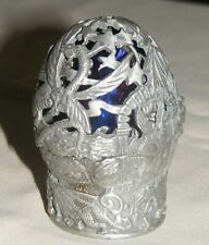 CUSTODIANS OF THE CRYSTAL Egg 1066 Pewter 3-Piece Myth/Magic TUDOR MINT Rare