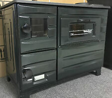 Wood Fired Heater with Stove and Pizza Oven BRAND NEW RANGE COOKER