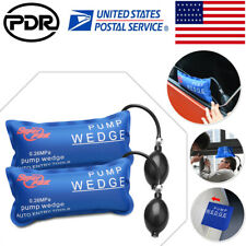 From US PDR Tools Pump Air Wedge Cushioned Hand Alignment Inflatable Shim 2pcs