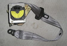 1998 VW PASSAT B5 O/S REAR GREY SEAT BELT -3B5 857 806