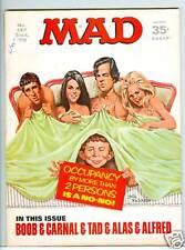 Mad #137 September 1970 G/VG Basil Wolverton art