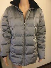 Ralph lauren Polo Large Womens Coat Winter Grey Black