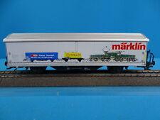 Marklin 84735,3 SBB CFF Hbils goods car Krokodile & Shell & Cargo Domizil