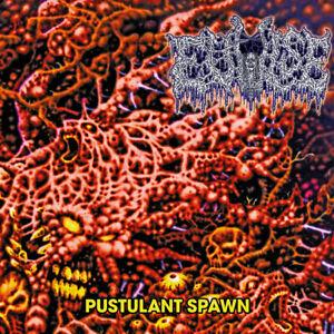 EVULSE - Pustulant Spawn - CD DIGIPAK - DEATH METAL