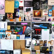 New ListingHuge Wholesale Lot of Assorted Consumer Electronics, 80 items, Msrp over $1600!