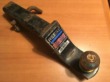 "USED REESE 21175 TRAILER HITCH WITH 1 7/8"" BALL 5000 LBS"
