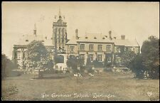 Darlington Posted Pre 1914 Collectable Durham Postcards