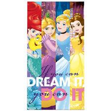Disney Princess Velour Towel, Multi