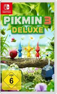 Pikmin 3 Deluxe - Nintendo Switch - KOMPLETT mit OVP - TOP Zustand