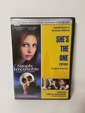 She's The One/Simply Irresistible Double Feature (DVD 2006 Bilingual French)