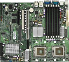 Tyan S5372 Tempest i5000VS S5372G3NR-RS Motherboard + 4GB Ram + Dual Xeon E5440