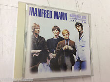 Manfred Mann: Mann Made Hits & Other Delicacies CD,1993, Polygram Tested! Works!