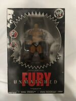 Rare Collectible WWE Fury Unmatched Triple H Platinum Edition Series 2 unopened