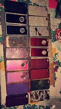 iPHONE 5/5s CASES SPARKLY GLITTER SHINY CASES