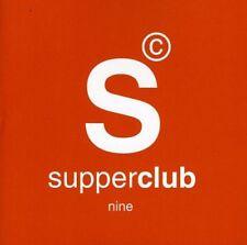 Supperclub 9 [CD]