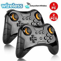Wireless Pro Controller Gamepad Joypad Joystick Remote For Nintendo Switch/Lite