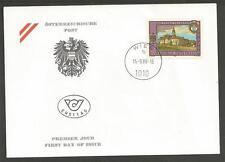 AUSTRIA - 1988 The 800th Anniversary of Feldbach   - F.D.COVER
