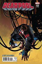 Deadpool #29 Marvel Comics 2017 Mike Deodato Resurrxion Variant Cover Comic Book