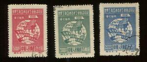 North-East PR China 1949 (1955) C3NE Trade Union Conference, used/cto