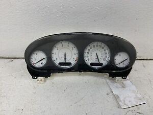 1999-2001 Chrysler LHS speedometer cluster gauge panel P04760404AE gauges oem
