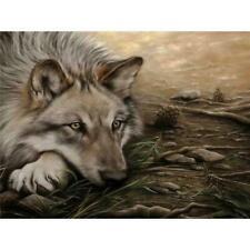 """Diamond Art """"Wolf"""""""
