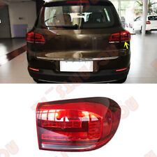 For VW Tiguan 2015-16 Right Outer Side LED Tail Light Brake Light Assembly