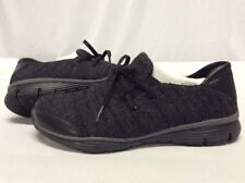 SKECHERS Go Walk Athletics Women's Shoes, Black Size 6 ....S35