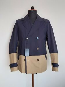 Hugo Boss Jacke Caban Mantel Trenchcoat C Gr. 50 M/L Neu mit Etikett Ungetragen!