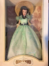 RARE Gone With the Wind 50th Anniversary Scarlett O'Hara Franklin Mint Doll 16""
