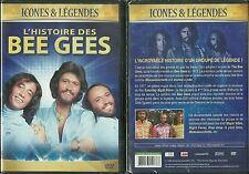 RARE / DVD - THE BEE GEES : L' HISTOIRE - LA BIOGRAPHIE / NEUF EMBALLE