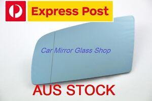 LEFT PASSENGER SIDE BMW 520 523 525 530 535 540 545 E60 2003-2010 MIRROR GLASS