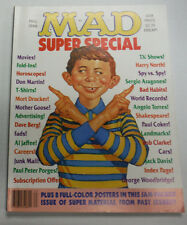 Mad Magazine Super Special Dave Berg Fall 1986 070615R