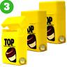 TOP Strong Box Flip Cigarette Case holder 100's Crush proof Plastic Top (3)