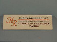 Hagen Renaker 1945 to 2000 Sign