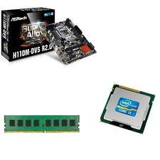 Hardwarebundle/PC Aufrüst-Kit Sockel 1151 Intel i3-6100+8GB RAM+Asrock Mainboard