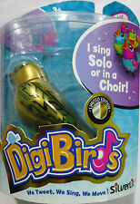 DigiBirds Limited Edition - Gold Silk by SilverLit