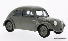Tipo VW v3 coche experimental prototype 1936 gris 1:18 bos >> New <<