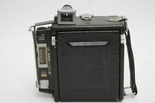 Graflex Speed Graphic camera (smaller size) with Laack lens