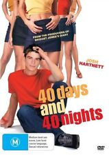 40 Days And 40 Nights (DVD, 2017)