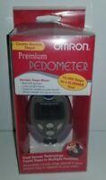 Omron HJ-112 Premium Pedometer