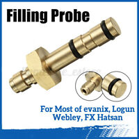 50mm PCP Filling Probe Quick Coupler Adapter For Evanix Webley FX Hatsan