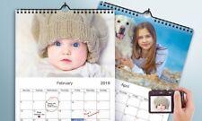 CALENDARIO 2019 personalizado con tus fotos preferidas.