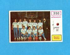 CAMPIONI dello SPORT 1967/68-Figurina n.350- RECOARO -PALLACANESTRO-Recuperata