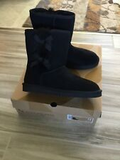 Womens black suede boots Size 9. Koolaburra by UGG. NEW