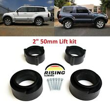 "Lift Kit for Mitsubishi Pajero 3 Montero 99-06 2"" 50mm Leveling strut spacers"