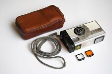 Subminiature KIEV VEGA-2 Russian 16mm mini camera USSR  Vintage Spy KGB