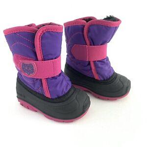 Kamik Jetsetter Snow Boot Toddler//Little Kid//Big Kid