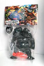 KING GORILLA JU vinyl figure HIROTA SAIJANSHO sofubi DARK GREEN kaiju HxS HS '13