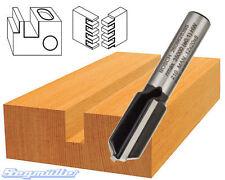 Bosch Hartmetall Nutfräser 12 mm / Schaft 8 mm / Nr. 2608628385 für Oberfräsen