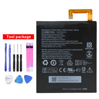 Battery L13D1P32 For Lenovo Ideapad A8-50 A5500 Built-in Batterie 4290mAh+Tools